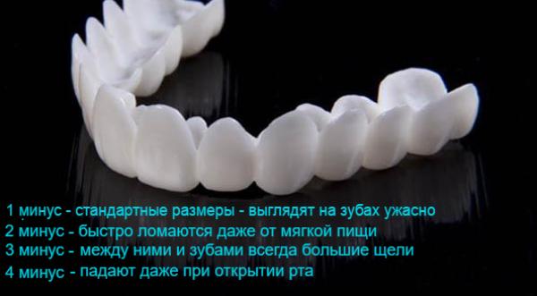 Универсальная вставная челюсть как пользоваться