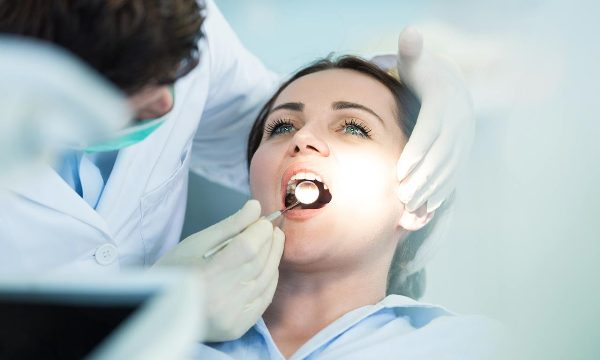 Вскрытие абсцесса полости рта
