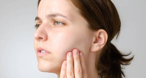 Хронический остит челюсти