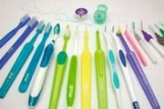 Электрическая зубная щетка для брекетов